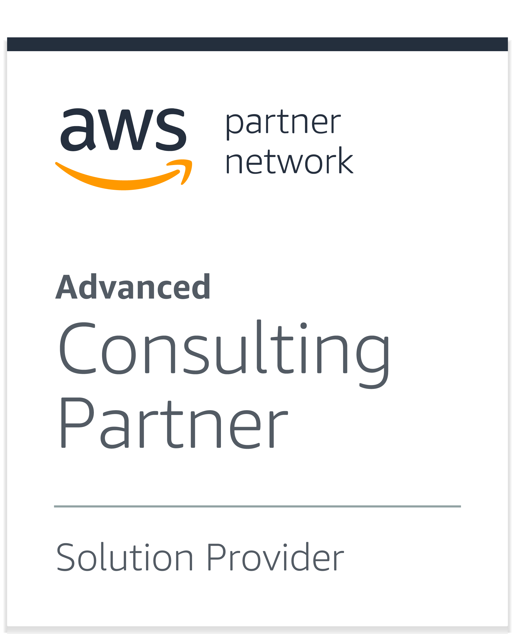 aws solutions provider